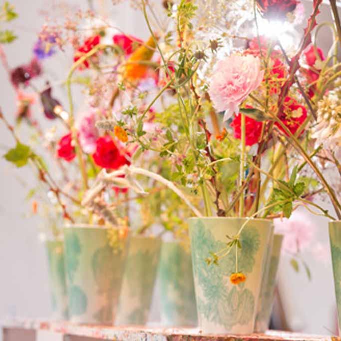 Blumenkunst mit Björn Kroner-Salié_FÜRSTENBERG Porzellan