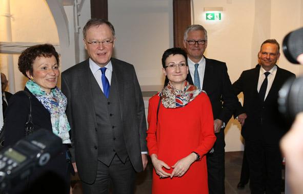 Eröffnungsveranstaltung neues MUSEUM SCHLOSS FÜRSTENBERG am 3.3.2017