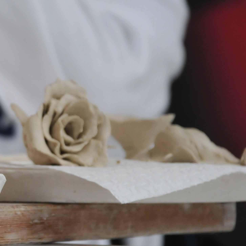 Porzellanblüte