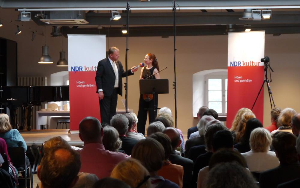 Konzert im Musem NDR