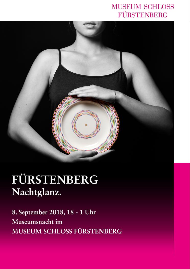 FÜRSTENBERG Nachtglanz MUSEUM SCHLOSS FÜRSTENBERG