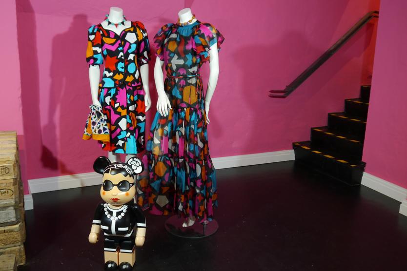 Porcelain Couture Ausstellung MUSEUM SCHLOSS FÜRSTENBERG