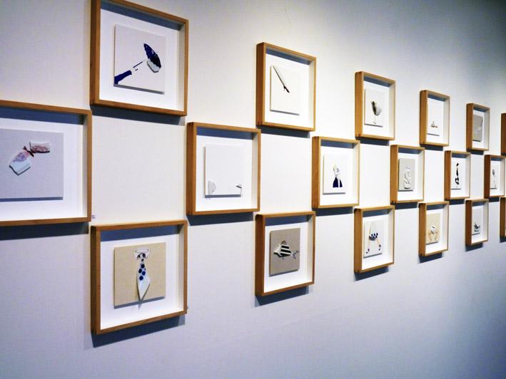 Sonderausstellung Keramiks von Petra Weifenbach