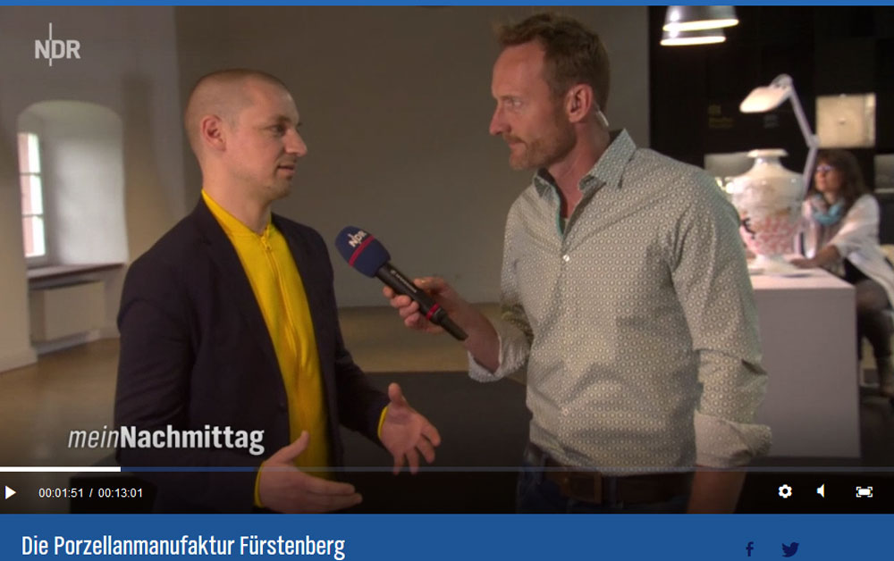 NDR live MUSEUM SCHLOSS FÜRSTENBERG