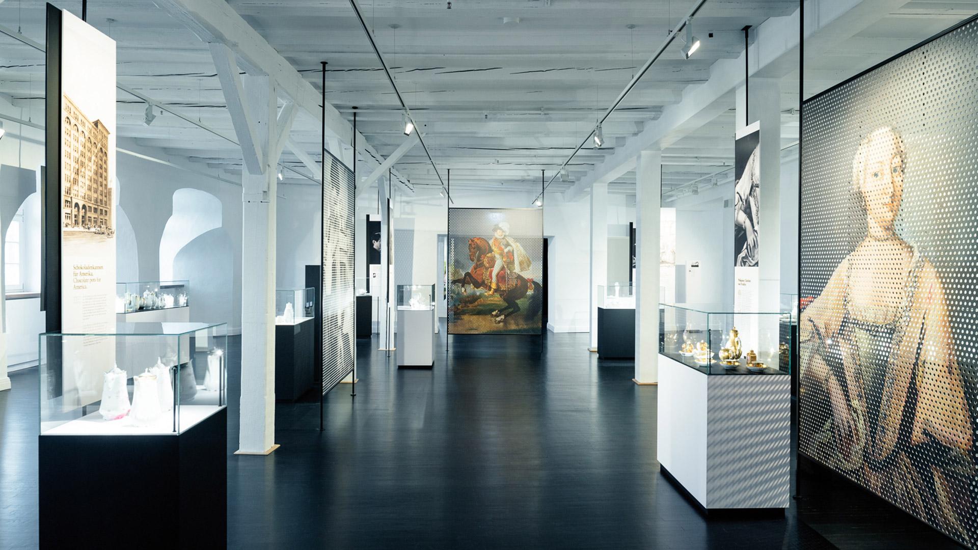 Dauerausstellung Museum