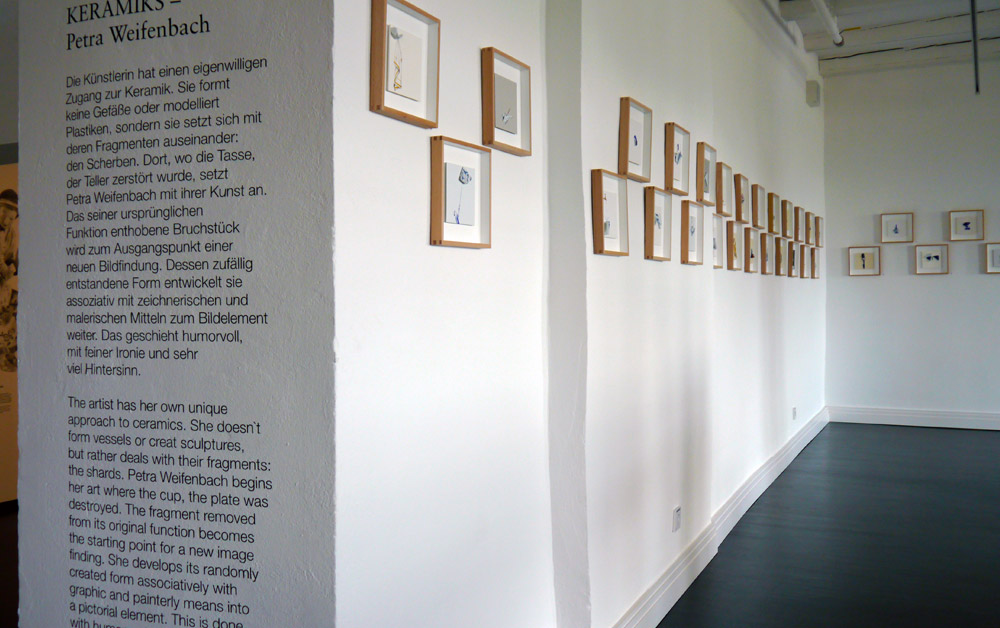 Ausstellung Petra Weifenbach
