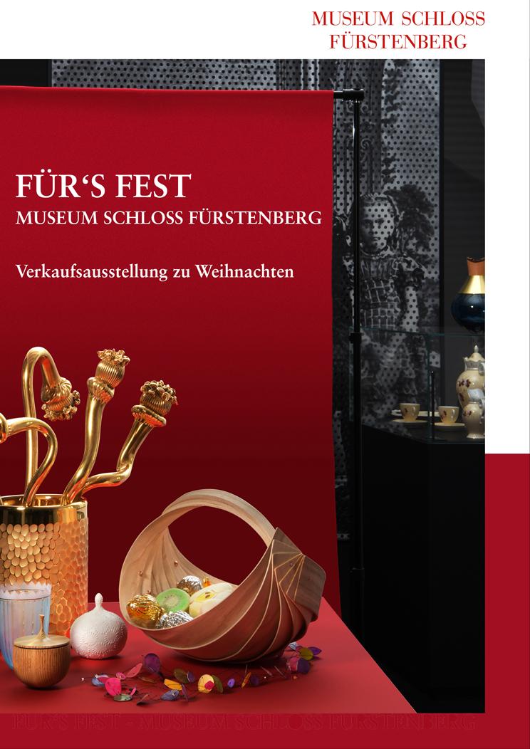 FÜR'S FEST Weihnachten MUSEUM SCHLOSS FÜRSTENBERG