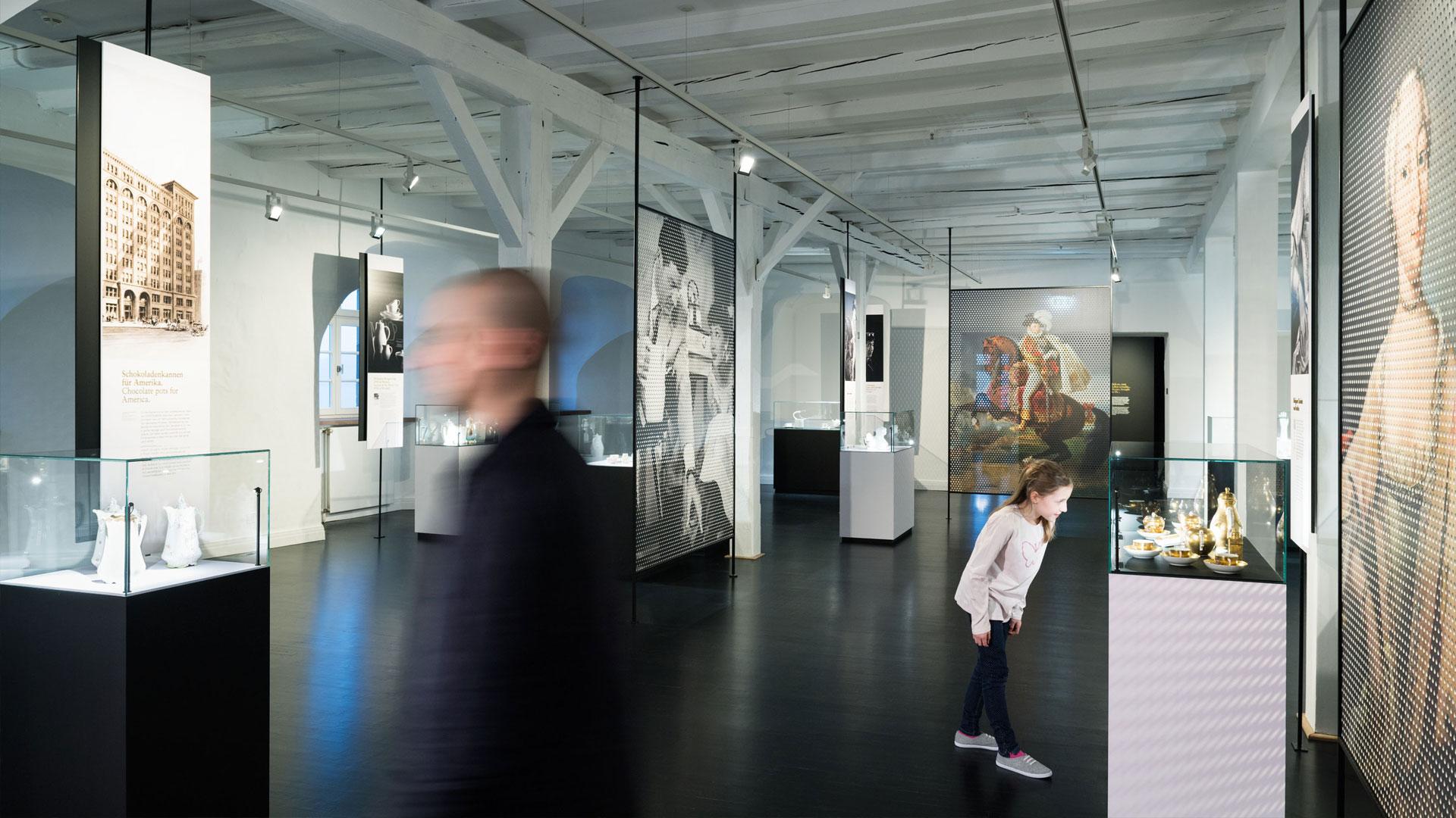 Permanent Exhibition Schloss Fürstenberg