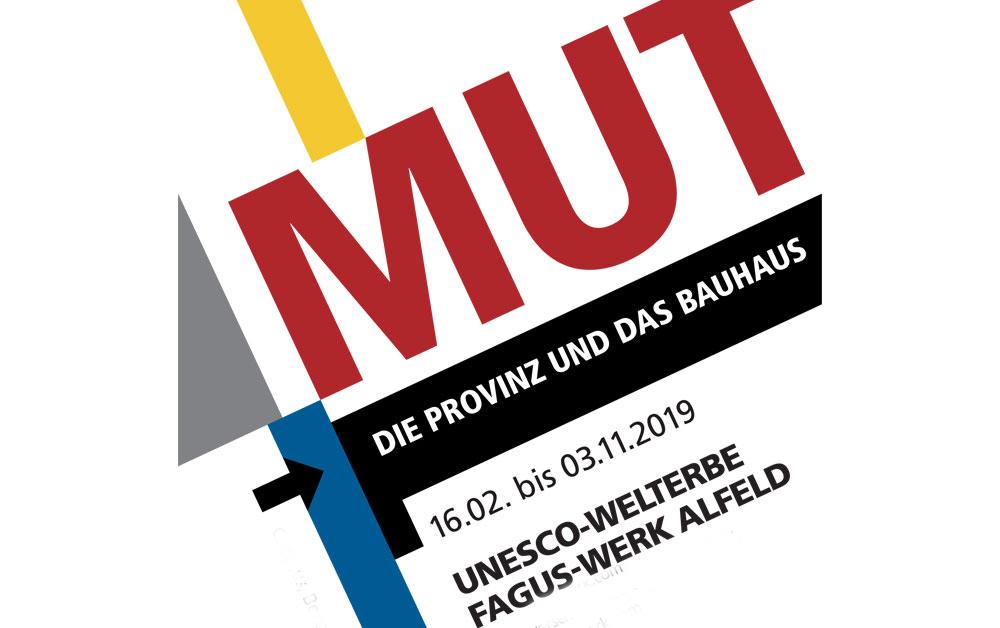 Bauhaus Ausstellung im Fagus Werk